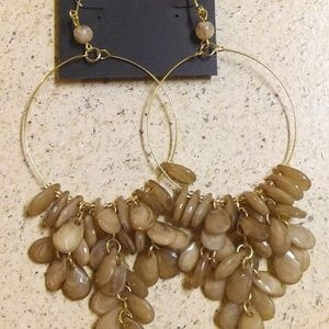 Earrings Drop Dangle Beaded Chandelier JA064